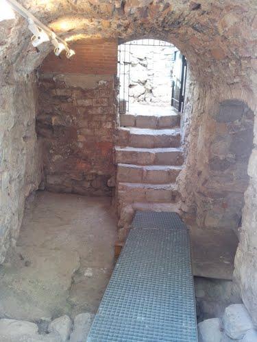 La juder a antigua de valencia y los ba os jud os visita - Banos en valencia ...